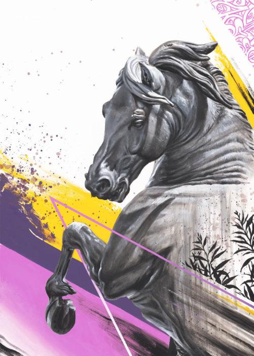 Kraser | Orsay's Horse